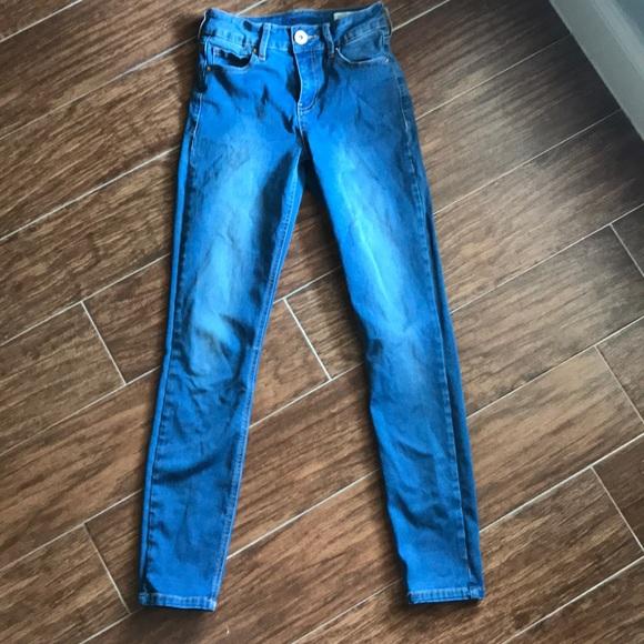 Guess Denim - Guess High Waist Skinny Tahiana Fit Jeans